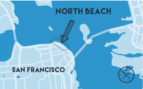 Foodie Trails North Beach San Francisco Self Guided Food Tour